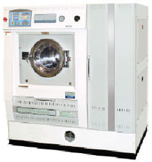 DRY CLEANING MACHINES- REDEFINED