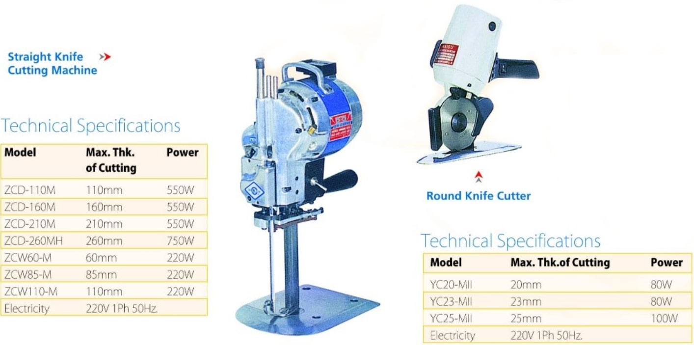 Cad Pattern Cutting Cloth Cutting Machines Manufactures