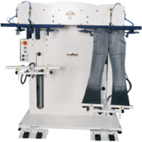 trousers press machine