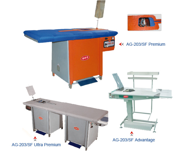 Shirt Pressing & Folding Table