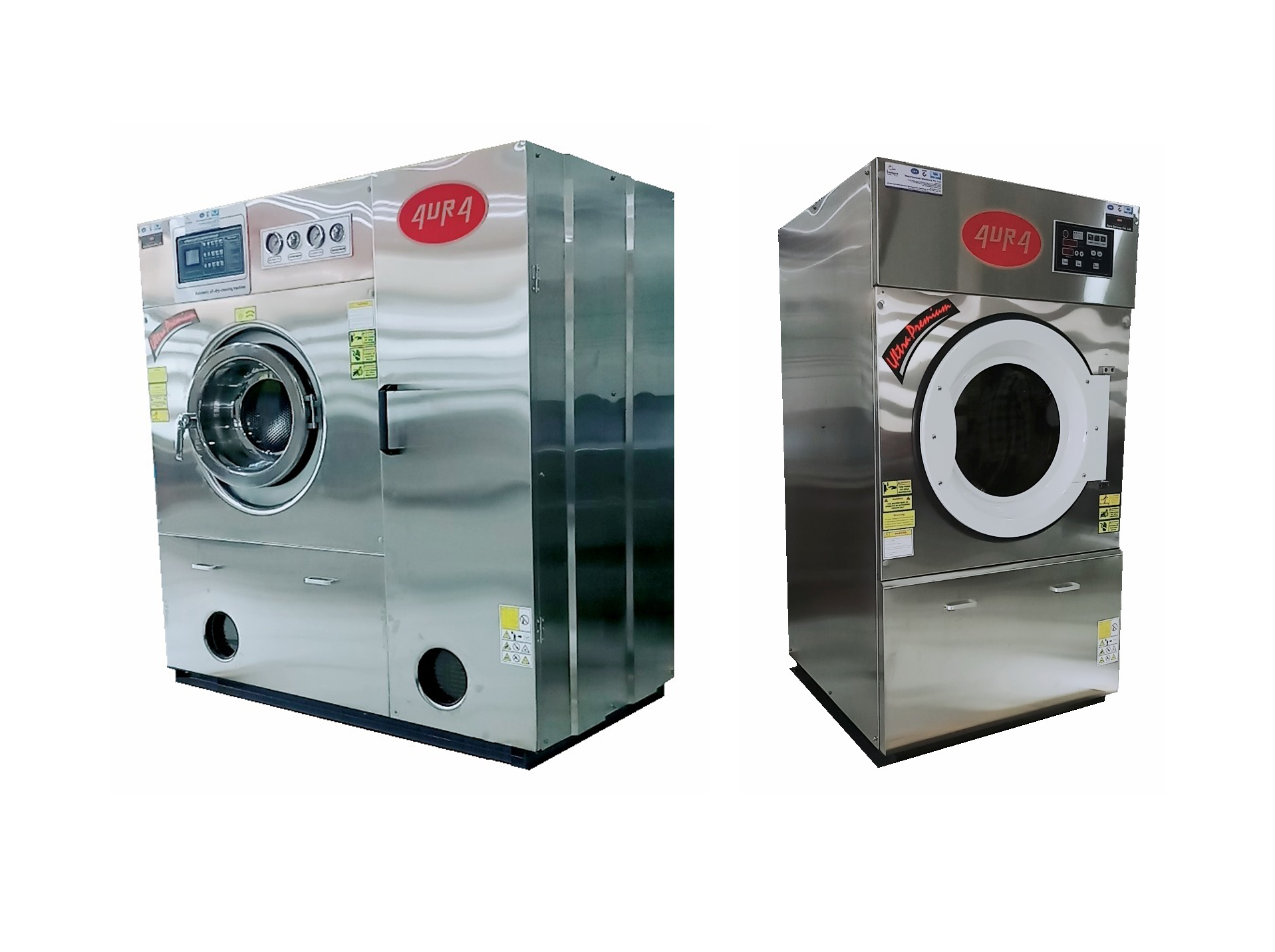 MTO Dry cleaning Machine with Dryer