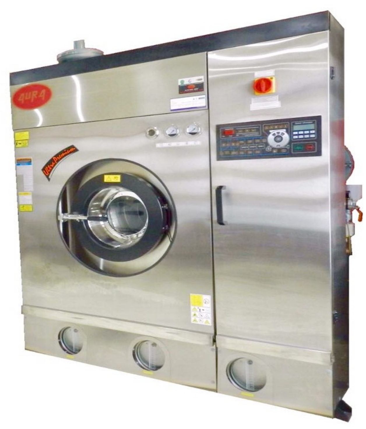 Perc-Dry Cleaning Machine